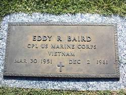 Eddy R Baird