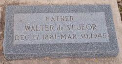 Walter Christian de St Jeor