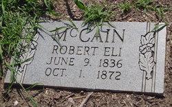 Robert Eli McCain