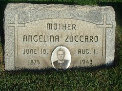Angelina <I>Savino</I> Zuccaro