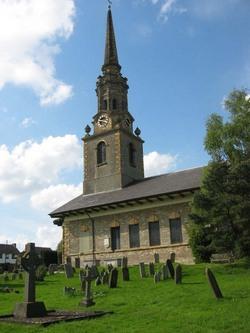 St Lawrence Churchyard