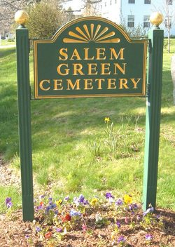 Salem Green Cemetery