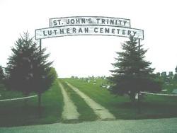 Saint Johns Trinity Lutheran Cemetery