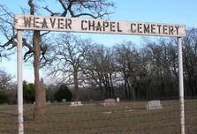 Weaver Chapel Cemetery