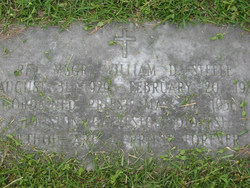 Rev William D Steele