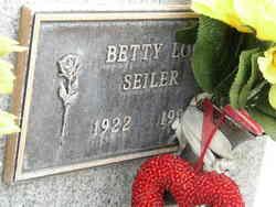 Betty Lou Seiler