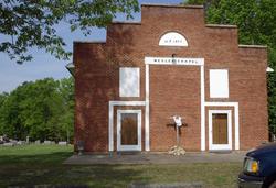 Wesley's Chapel United Methodist Church Cemetery