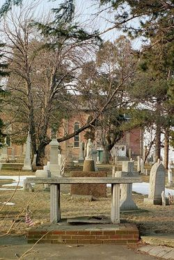 Our Mother of Sorrows Cemetery