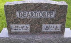 Dwight L Deardorff