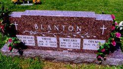 Litchfield B Blanton