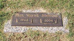 Paul Wayne Simmons