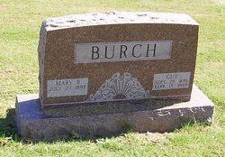 Mary R <I>Smith</I> Burch