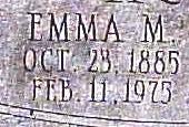 Emma M. Hummel