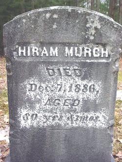 Hiram Murch