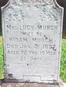 Lucy Murch
