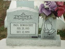Paul Demouchet