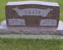 Harry E Adair