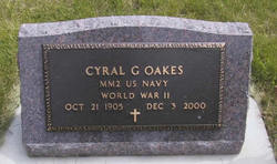 Cyral G Oakes