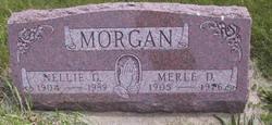 Merle D Morgan