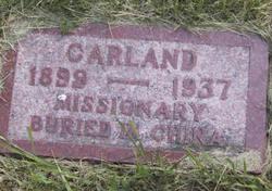 Rev Garland Leonard