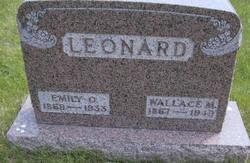 Wallace M Leonard