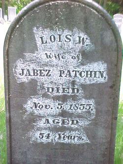 Lois W Patchin