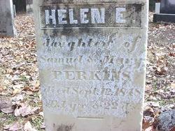 Helen E Perkins
