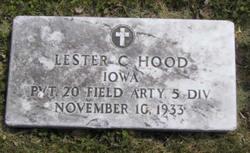 Lester Charles Hood