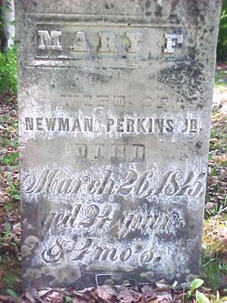 Mary C <I>French</I> Perkins