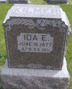 Ida Ellen Sarah <I>Haughtelin</I> Kilmer