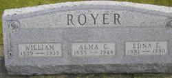Edna F Royer