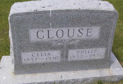 Ceclia <I>Roberts</I> Clouse