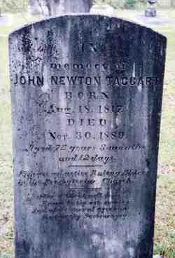 John Newton Taggart