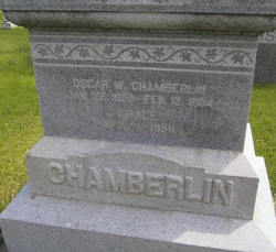 Oscar W Chamberlin