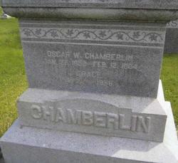 Grace Emogene <I>Macomber</I> Chamberlin