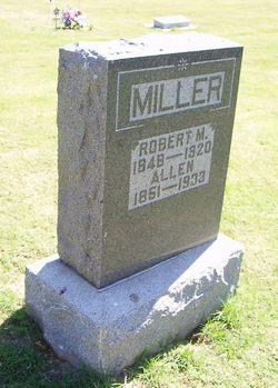 Robert Monroe Miller