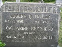 Joseph Quick Taylor