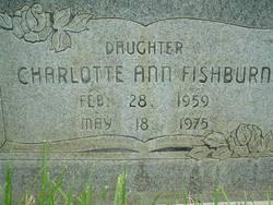 Charlotte Ann Fishburn