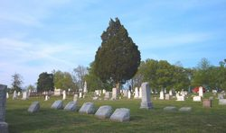 Angel Hill Cemetery