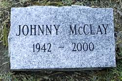 Johnny McClay