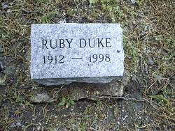 Ruby Duke