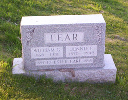 Chester Earl Lear