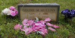 Goldia M. Mullins