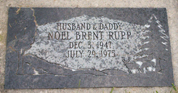 Noel Brent Rupp