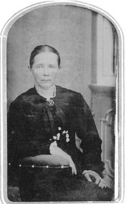 Anna Marie <I>Siegrist</I> Epperson