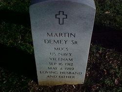 Martin Demey, Sr