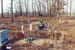Flat Wood Grove Church Cemetery