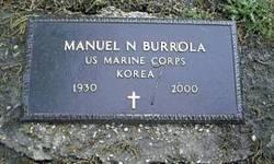 Manuel N Burrola