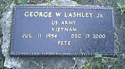 George W Lashley, Jr