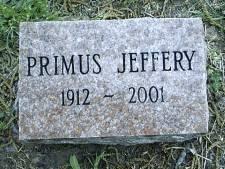 Primus Jeffery